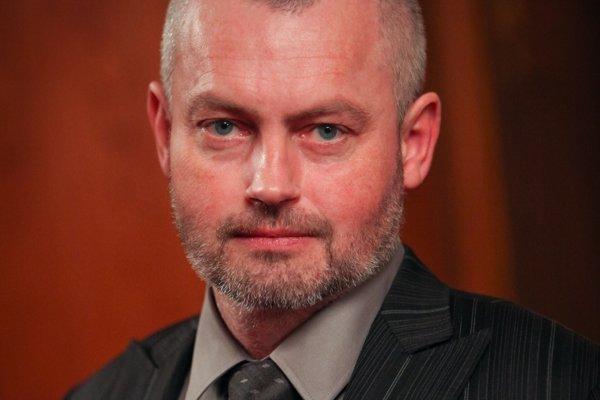 riaditeľ MFF Bratislava Vladimír Krajniak