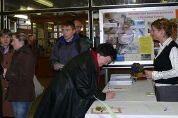 Predošlý ročník konferencie bol tiež na Obvodnom úrade v Považskej Bystrici.