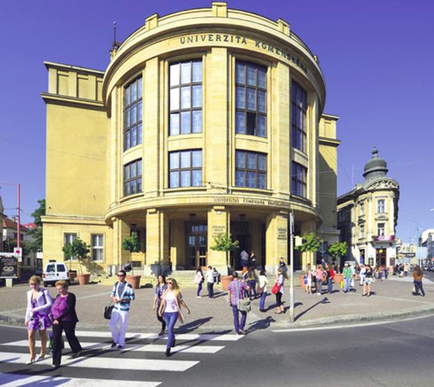 Právnícká fakulta Univerzity Komenského v Bratislave