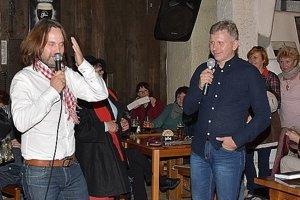 Ján Pochanič a Valentín Šefčík