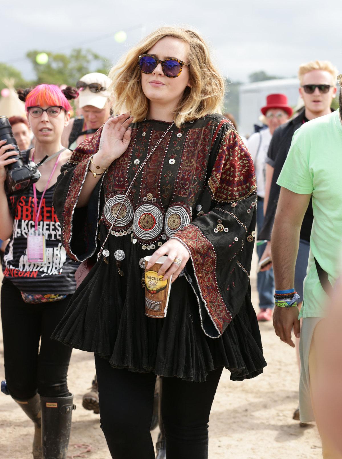 e02dd285c704 Ako sa obliekajú známe moletky  Inšpirujte sa ich štýlom - Žena SME