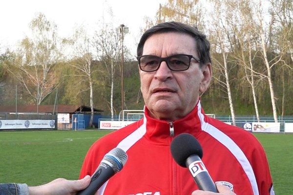 Vladimír Bertok je staronovým trénerom Galanty.