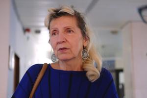 Zdravotná sestra Darina Paulíková pracuje v žiarskej nemocnici už 43 rokov.