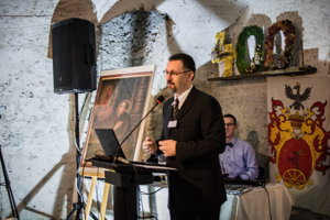 Zakladateľ projektu Katarínka Peter Herceg