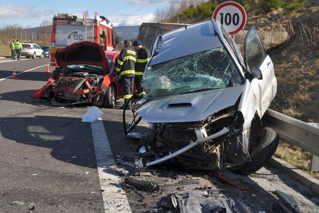 Tragická nehoda na R3.