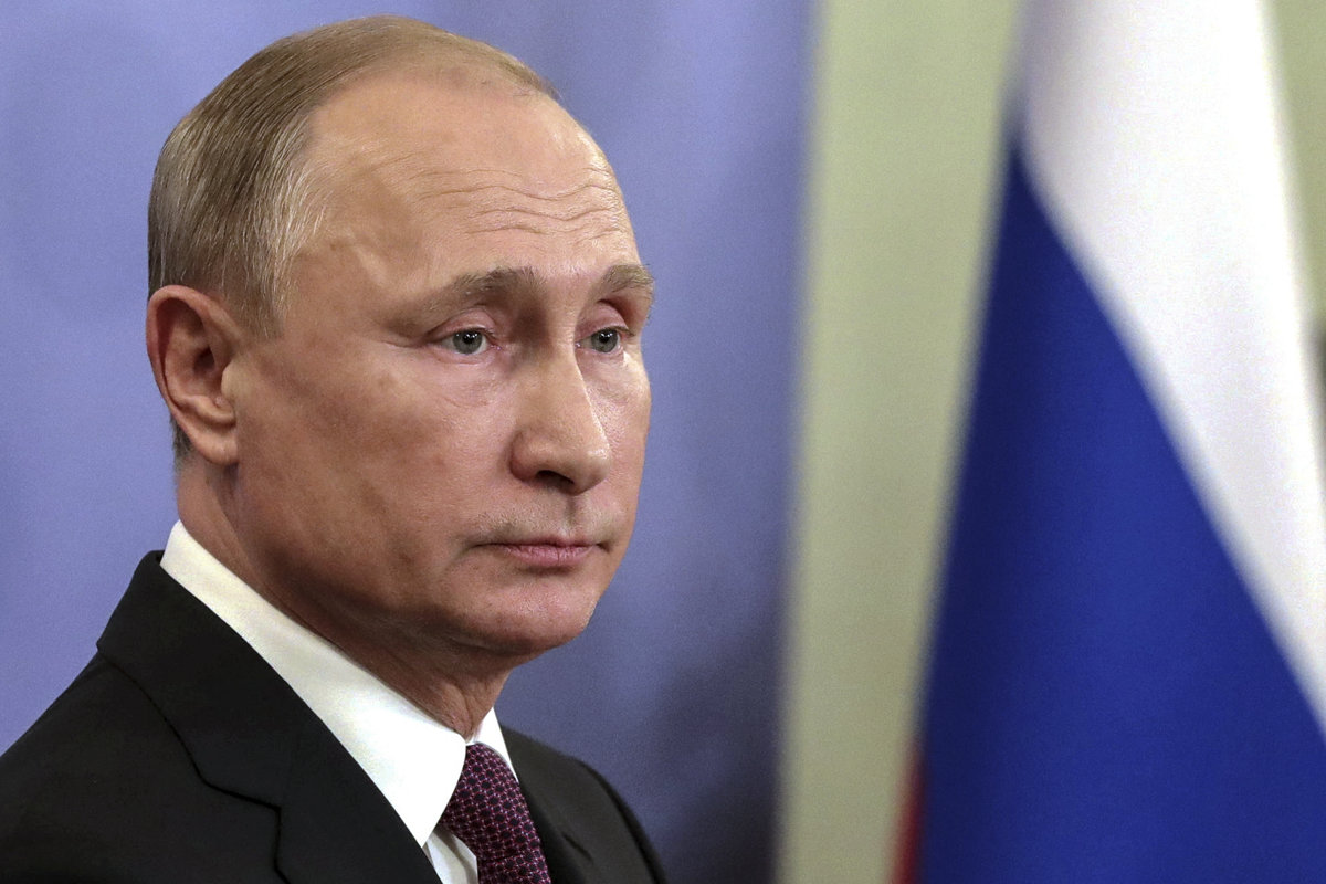 Legislatívu musí podpísať aj prezident Vladimir Putin. 15feb1f449f