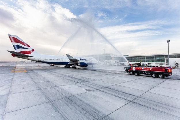 Nový terminál budú využívať najväčšie letecké spoločnosti na svete.