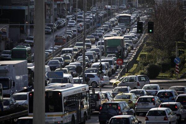 Luxemburg, hlavné mesto tohto malého veľkovojvodstva, sužujú jedny z najväčších dopravných zápch na svete.
