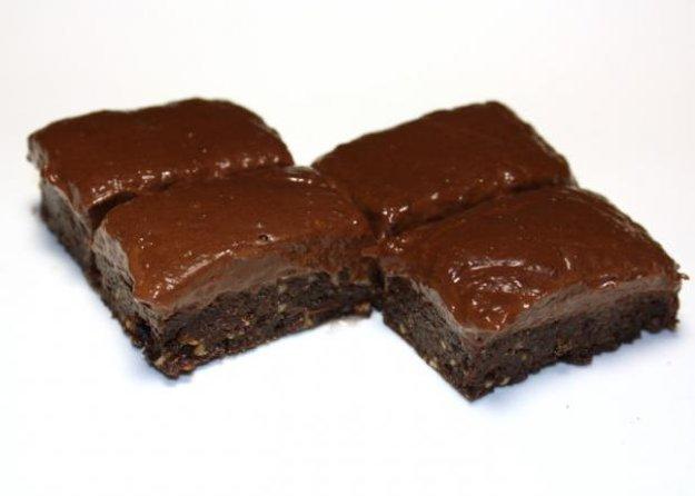 Čokoládový zákusok bez cukru