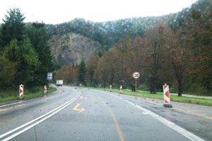 Vodiči musia spomaliť až na 50-kilometrovú rýchlosť.