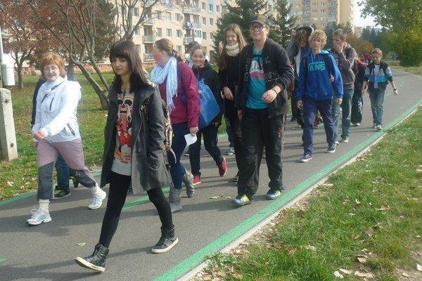 Desiatky ľudí z Liptovského Mikuláša a okolia sa vyberú pešo v ústrety svojmu zdraviu.