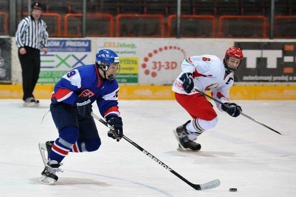 V stredu zverenci trénerskej dvojice Marián Horváth - Ivan Droppa cestovali do Topoľčian, v piatok sa predstavili v Senici.