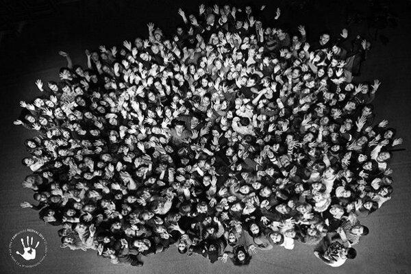 Počet zúčastnených na festivale presiahol 420 ľudí, čo je rekord v histórii podujatia, nerátajúc všetkých divákov po všetky dni.