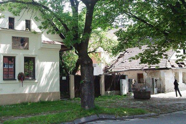 Zo zdevastovaného domu sa šíri zápach, rastú pri ňom hŕby odpadu. Kazí dojem z národnej kultúrnej pamiatky, v ktorej sa narodili Martin Rázus a Mária Rázusová Martáková.