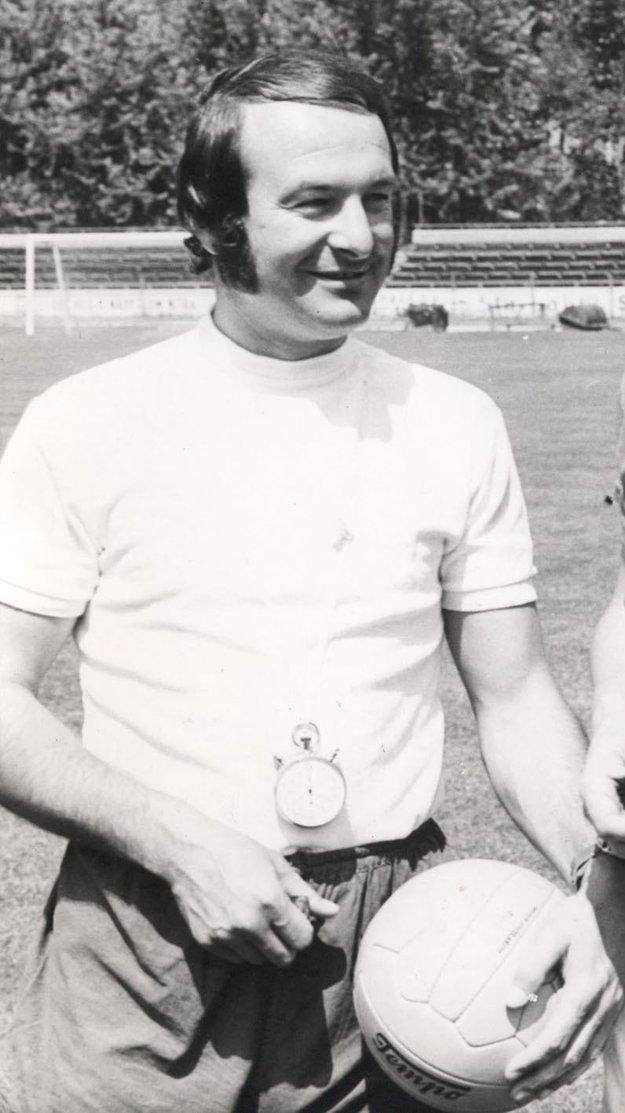 Dinga ako tréner AC Nitra.