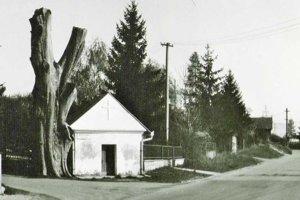 Vedľa kaplnky rástol 300-ročný brest. Osudnou sa mu stala búrka v 60. rokoch minulého storočia.