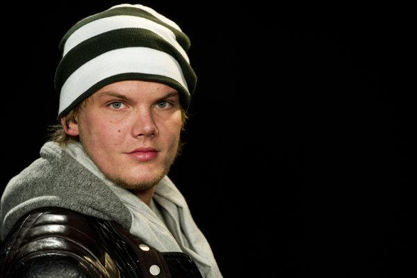 Švédsky dídžej Avicii. Zomrel, keď mal len 28 rokov.