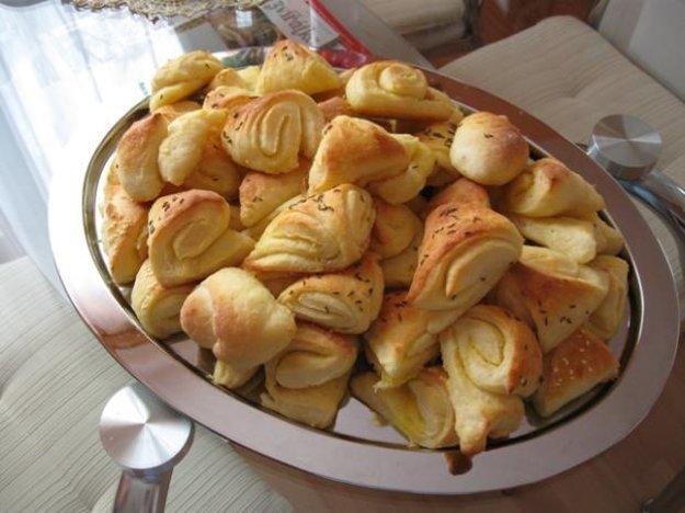 Výborné slané juhoslovanské koláče