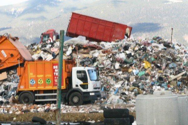 Mikulášsky odpad bude firma ukladať v Martine.