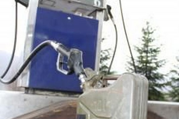 Načerpať 228 litrov motorovej nafty a nezaplatil