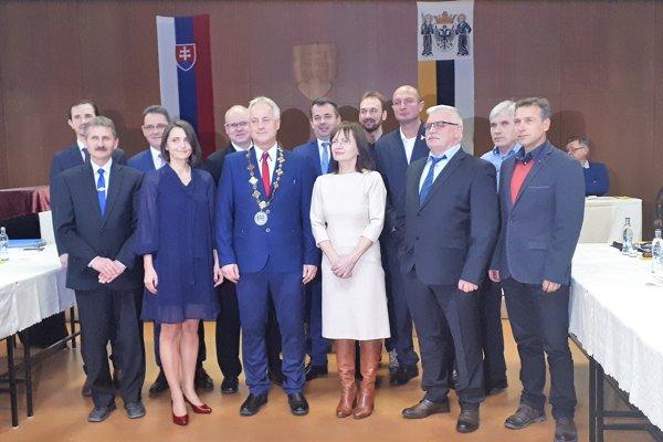 Nové vedenie metropoly Bielej Oravy.
