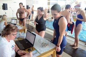 Zapíše si plavecká 24- hodinovka rekordnú účasť?