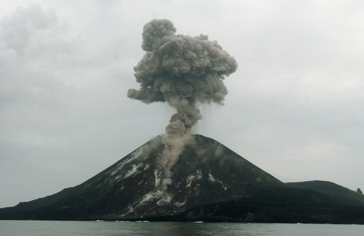 fd8c5bd18cfb Výbuch sopky v Indonézii  Ako Krakatoa zmenila svet - Svet SME
