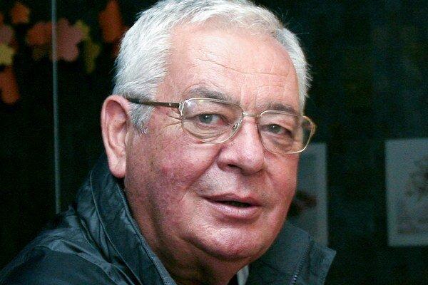 Karol Polák zomrel po ťažkej chorobe.