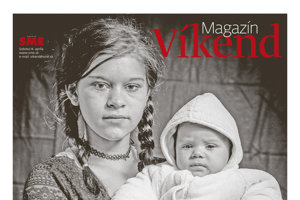 Fotograf SME Gabriel Kuchta nafotil jednu z najlepších portrétových sérií roka.
