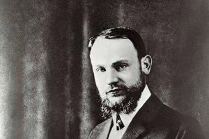 Milan Rastislav Štefánik v Paríži v roku 1905.