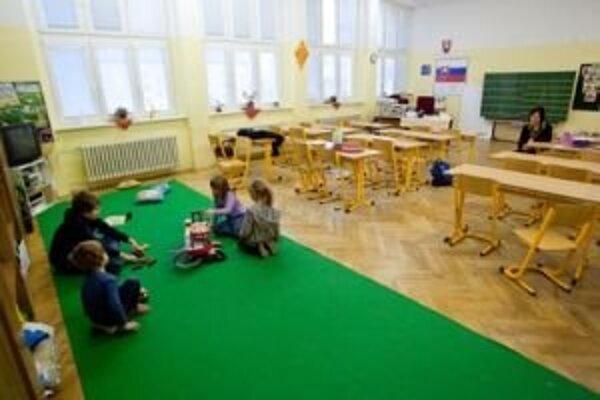 Najviac stúpli poplatky za pobyt detí v školskom klube.
