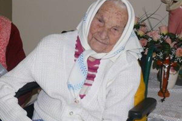 Babička Antónia bola ešte pred niekoľkými mesiacmi. Potom však prišiel nepríjemný úraz a všetko sa zmenilo.