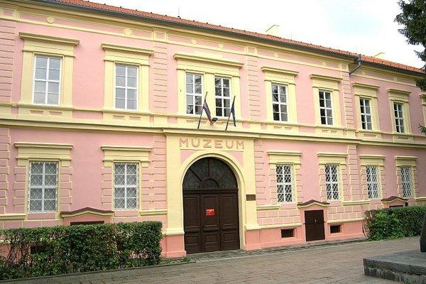 Budova Gemersko - Malohontského múzea