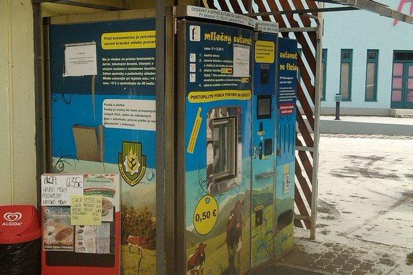 V Liptovskom Mikuláši ostane len jeden automat, pri obchodom dome  Jasná v centre  mesta.