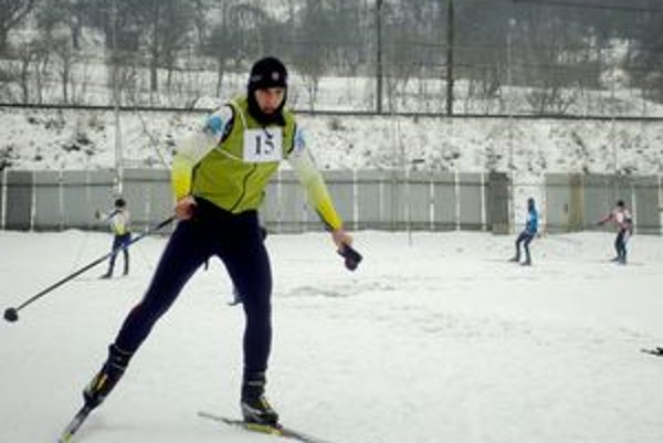 Víťaz pretekov Jozef Štefánik.