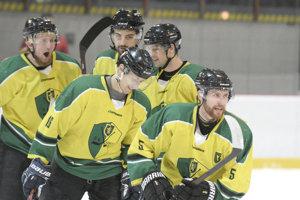 Hokejisti Levíc.
