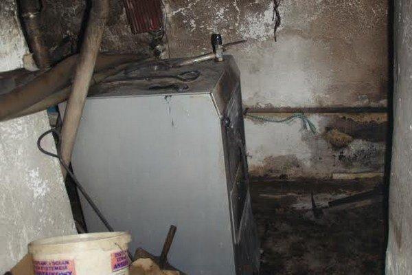 Na odvetranie priestorov museli hasiči použiť pretlakový ventilátor.
