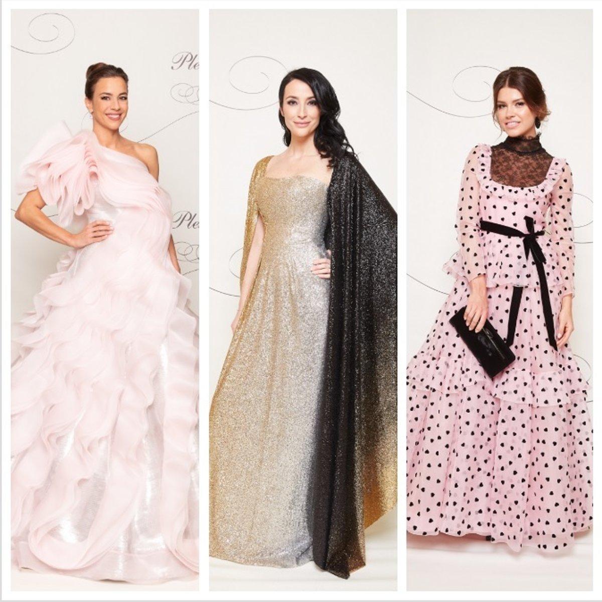 89a7611b9876 Štylistka hodnotí najkrajšie šaty Plesu v opere 2019 - Žena SME