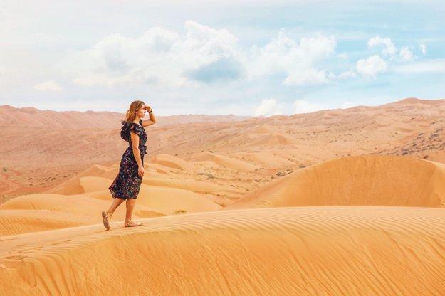 V Ománe vás čaká púšť, hory aj more.