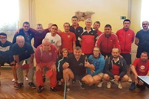 Spoločné foto účastníkov turnaja.