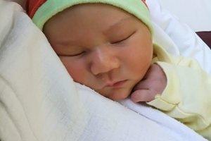 Dominik Paulina (3775 g, 49 cm) sa narodil 10. decembra Barbore a Michalovi z Moravského Lieskového.