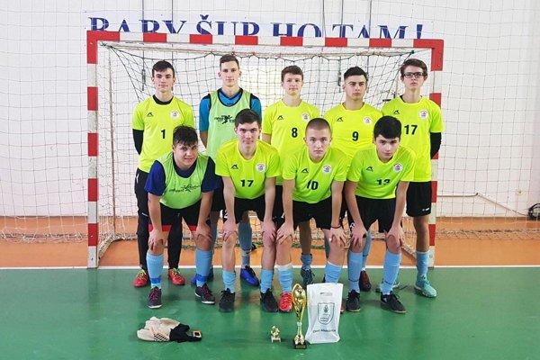 Družstvo Alekšince I obsadilo druhé miesto.