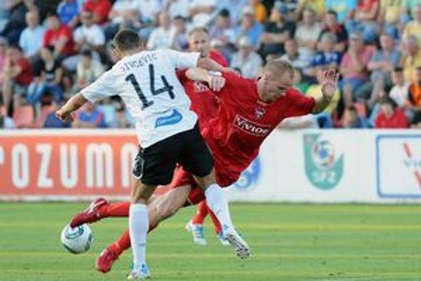 Úvodný zápas Liptákom nevyšiel podľa predstáv, ale futbalisti nevešajú hlavy.