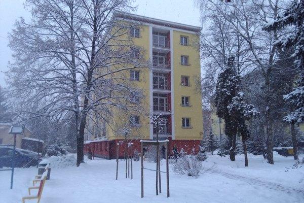 Zrekonštruovali aj balkóny.