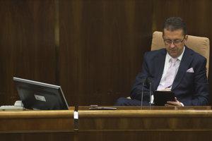 Martin Glváč si dopisoval s obvinenou Alenou Zsuzsovou.