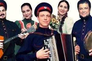 Donský kozácky zbor Volnij Don.