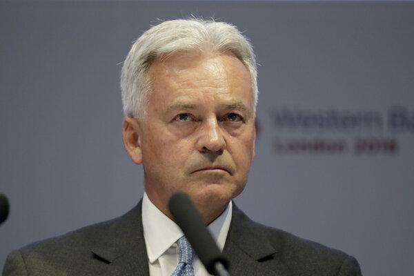 Britský minister pre Európu Alan Duncan vydal stanovisko o odškodnení Cyperčanov.