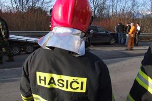 Popoludní sa uskutoční simulovaná dopravná nehoda a ukážka súčinnosti všetkých záchranných zložiek.