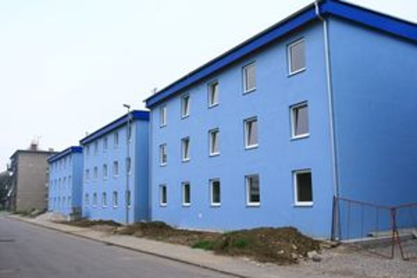 Poslanci mestského zastupiteľstva odsúhlasili výstavbu dvadsiatich nových bytov.