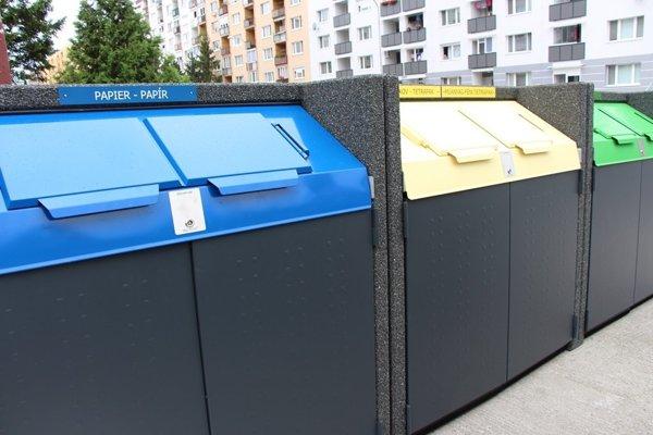 V Nových Zámkoch sa v súčasnosti separuje menej ako 40 percent odpadu.